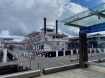 Sydney Showboat at King's Street Wharf