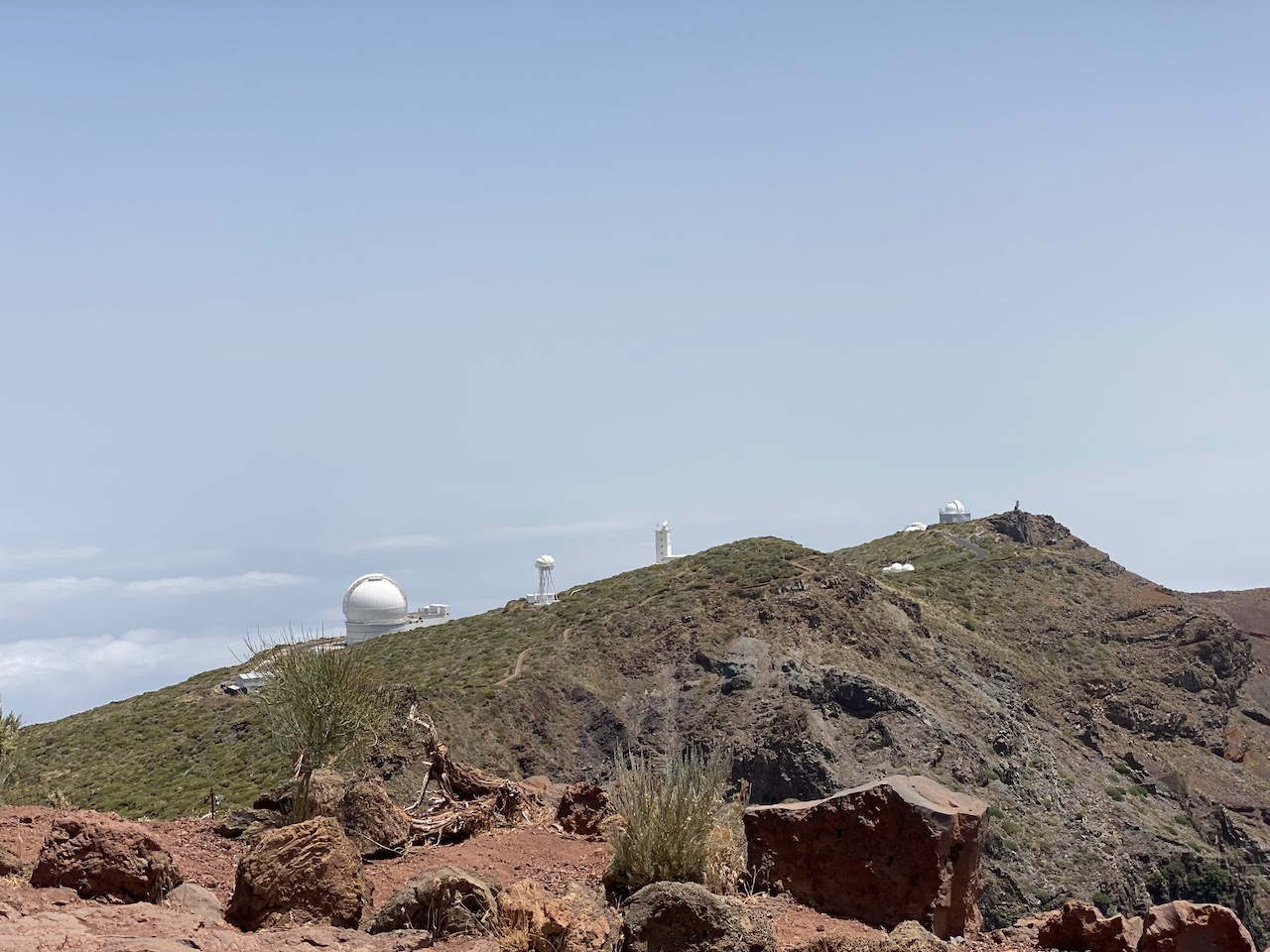 Observatory of Roque de Los Muchachos (ORM)