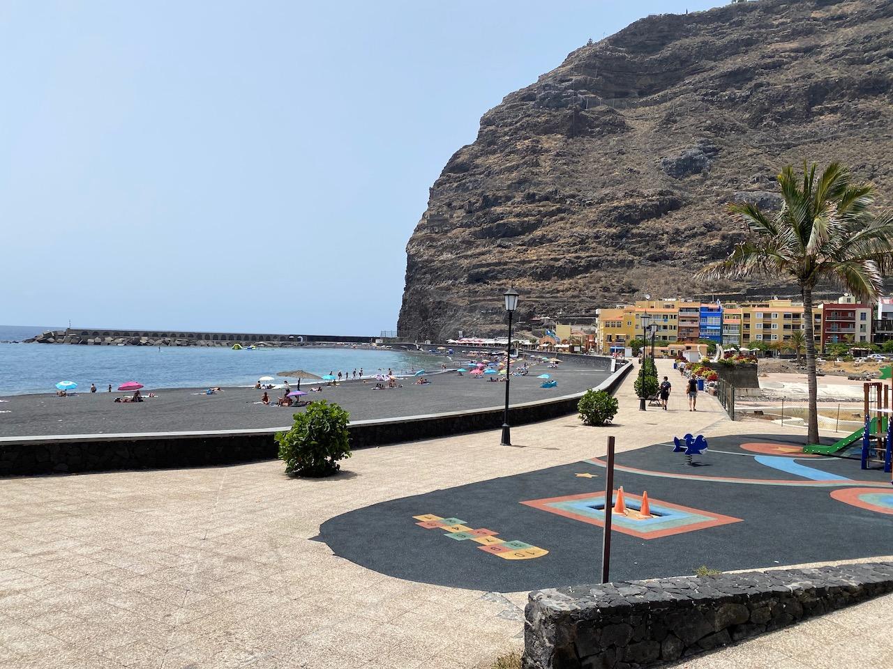Playa de Tazacorte