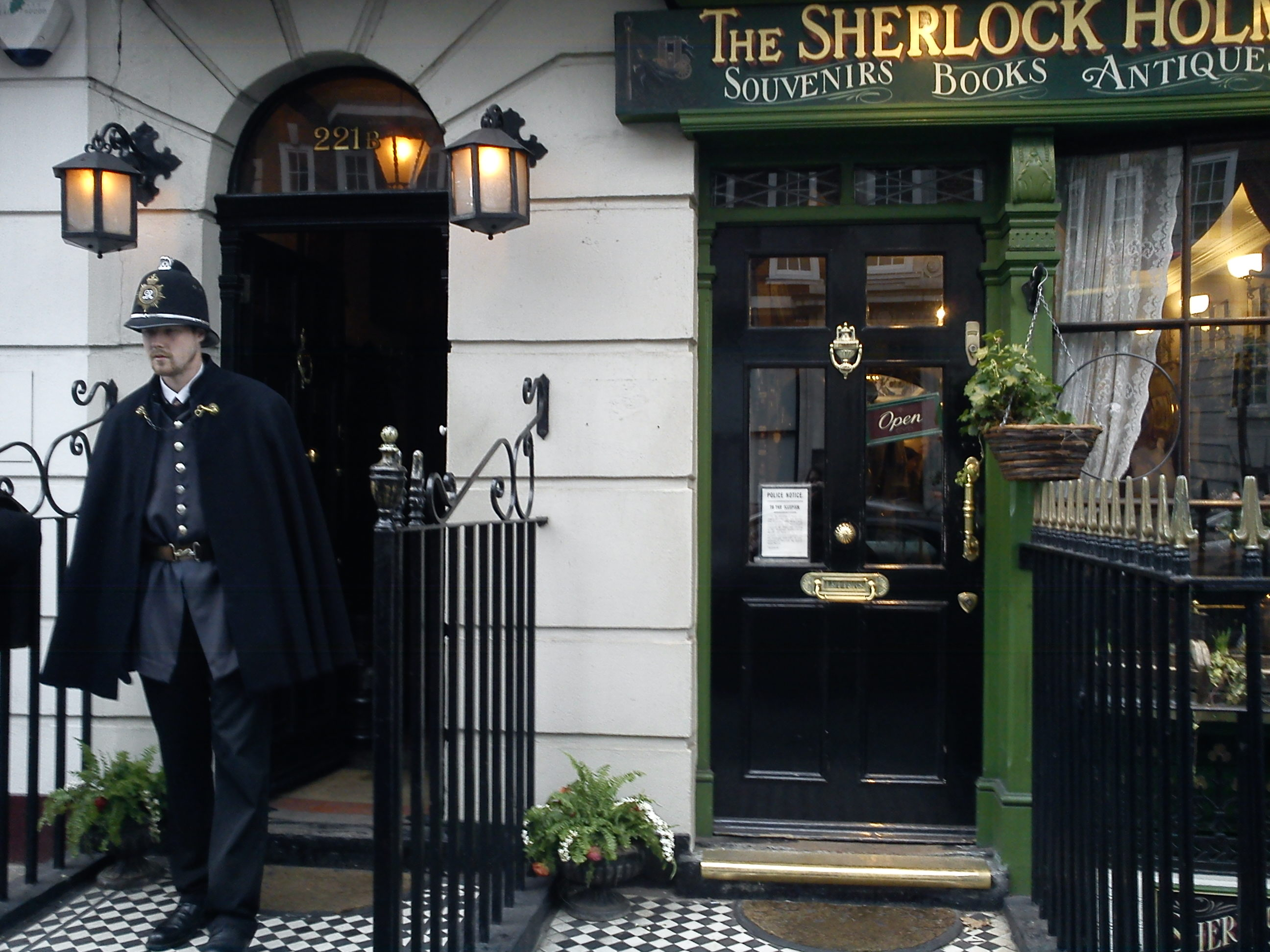 Photo 183 The Sherlock Holmes Museum