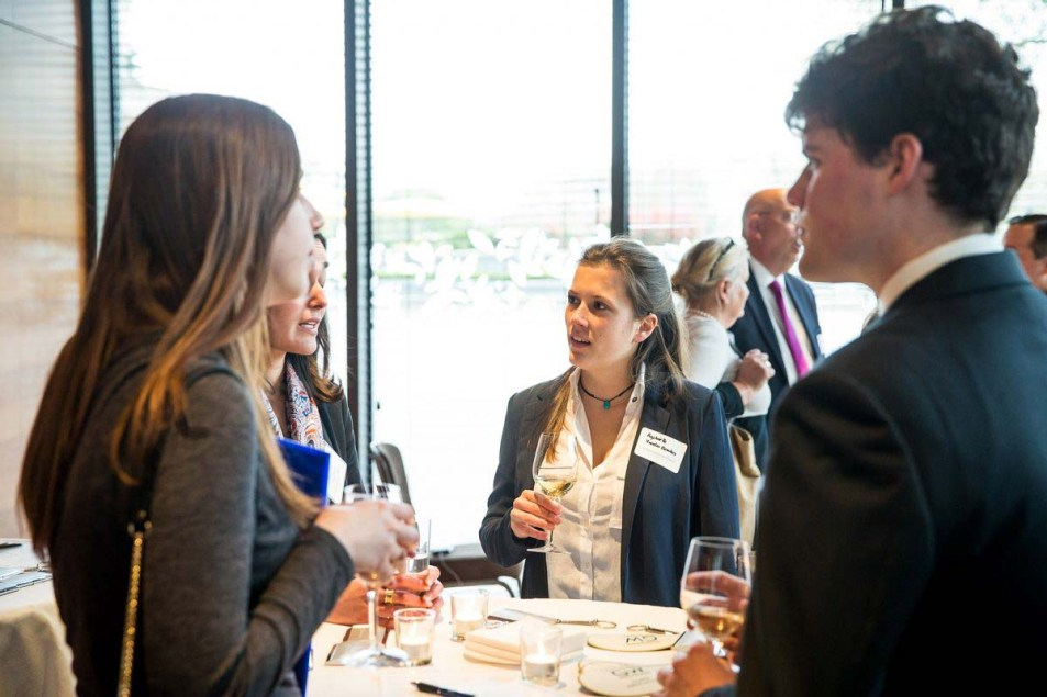 Event Photography for George Washington University at the Four Season Hotel London by Cameo Photography 02