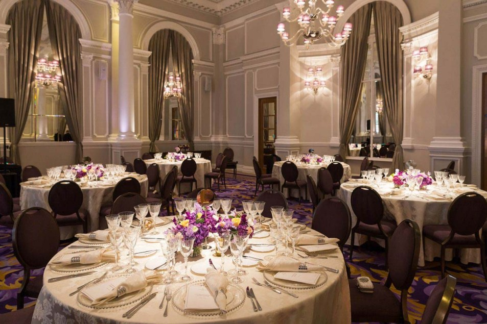 Long Service Awards Event Photography for Corinthia Hotel  by Cameo Photography London 01