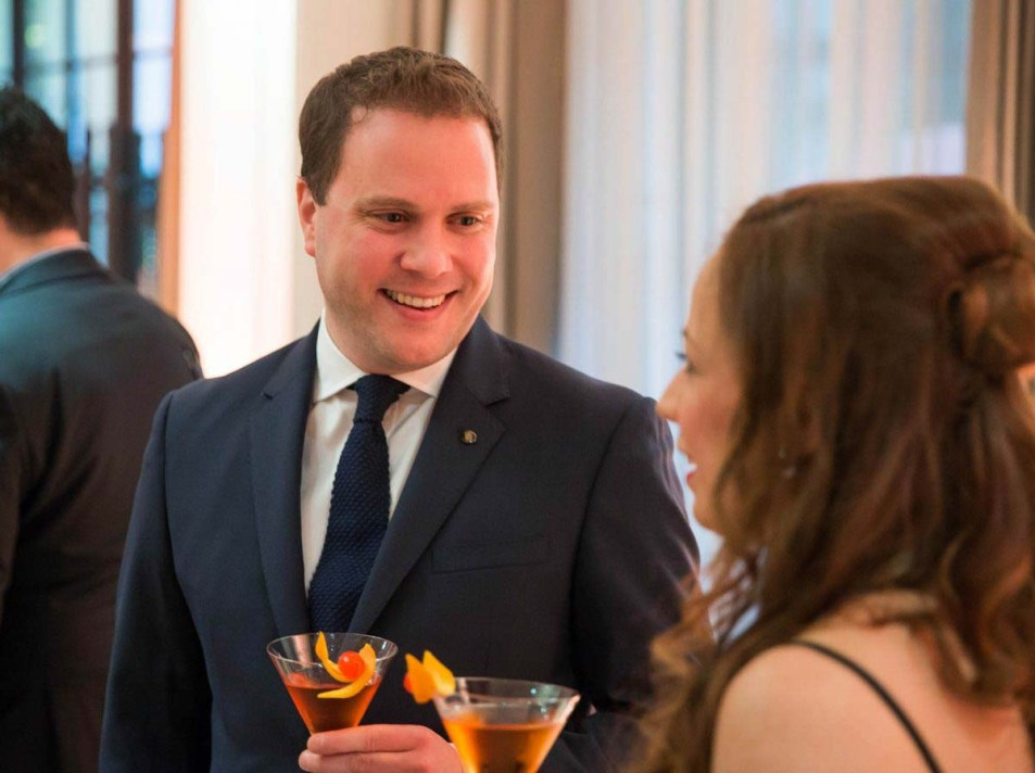 Long Service Awards Event Photography for Corinthia Hotel  by Cameo Photography London 07