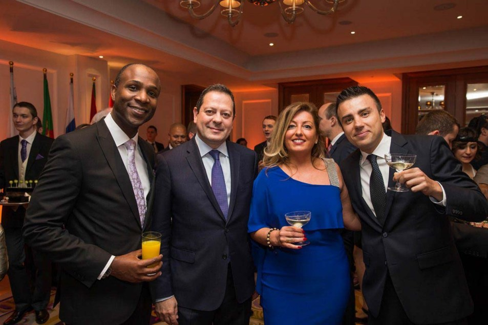 Long Service Awards Event Photography for Corinthia Hotel  by Cameo Photography London 08