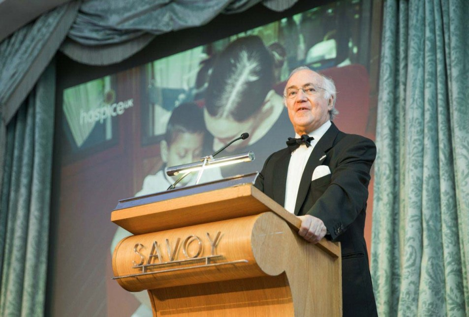 Event Photographer London Hospice UK Gala Dinner at The Savoy 15
