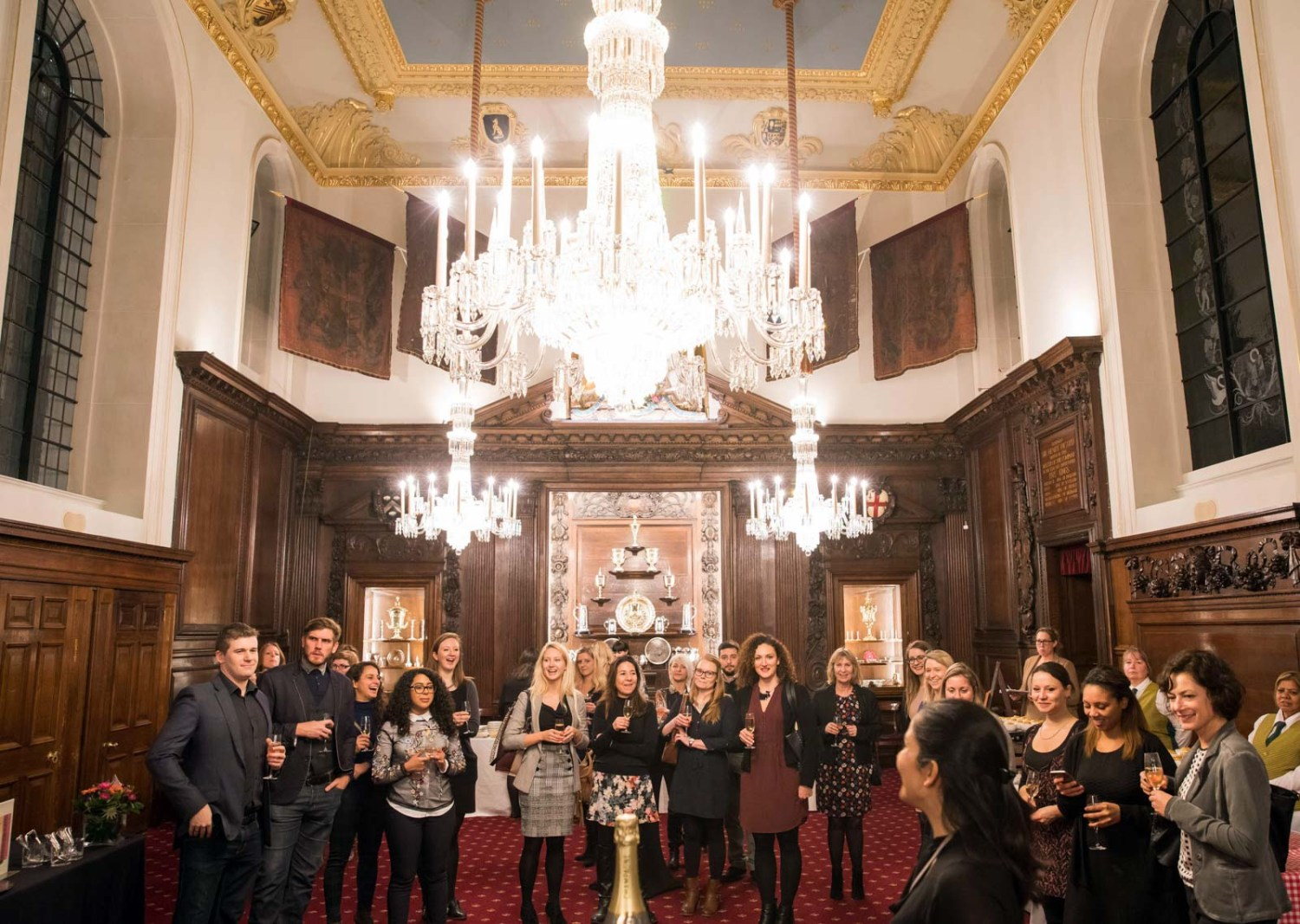 Event Photography by Cameo Photography London at Vintners Hall 12