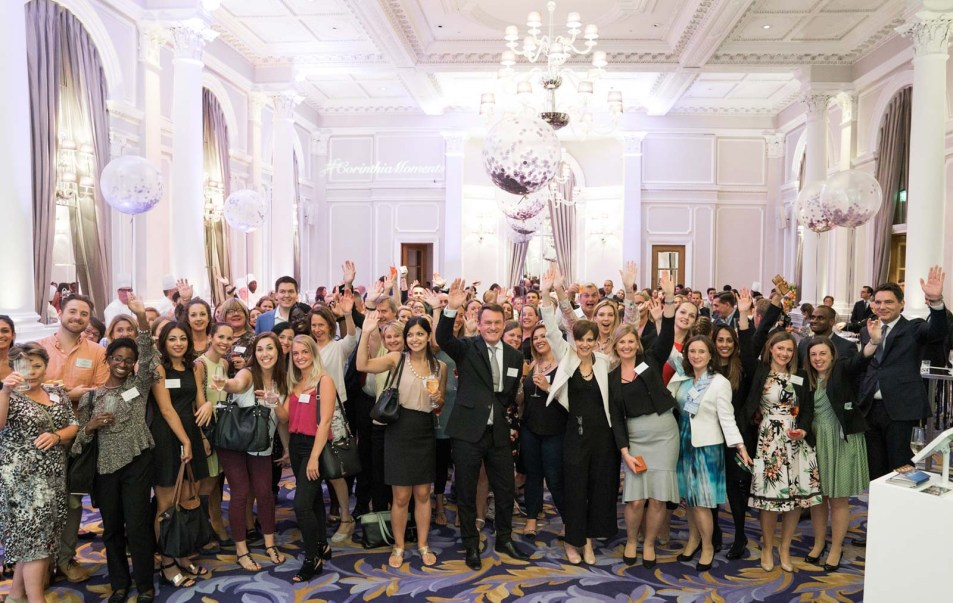 Event Photography at Corinthia Hotel London 21