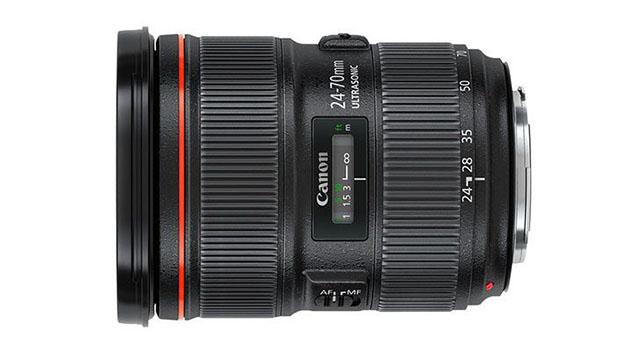 EF24-70mm F2.8L IS USM