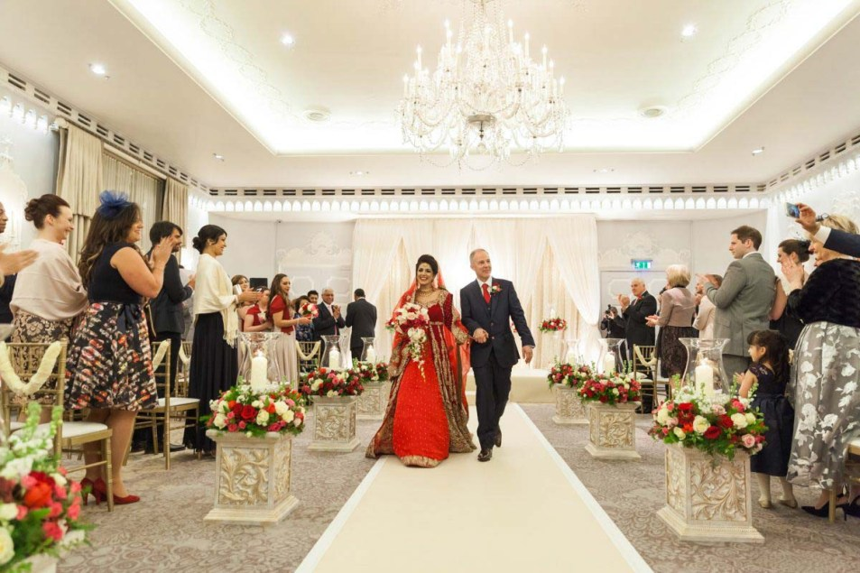 Cameo Photography Asian Wedding Photography at The Dorchester Hotel London_26