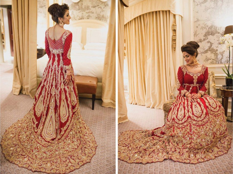 Cameo Photography Asian Wedding Photography at The Dorchester Hotel London_55