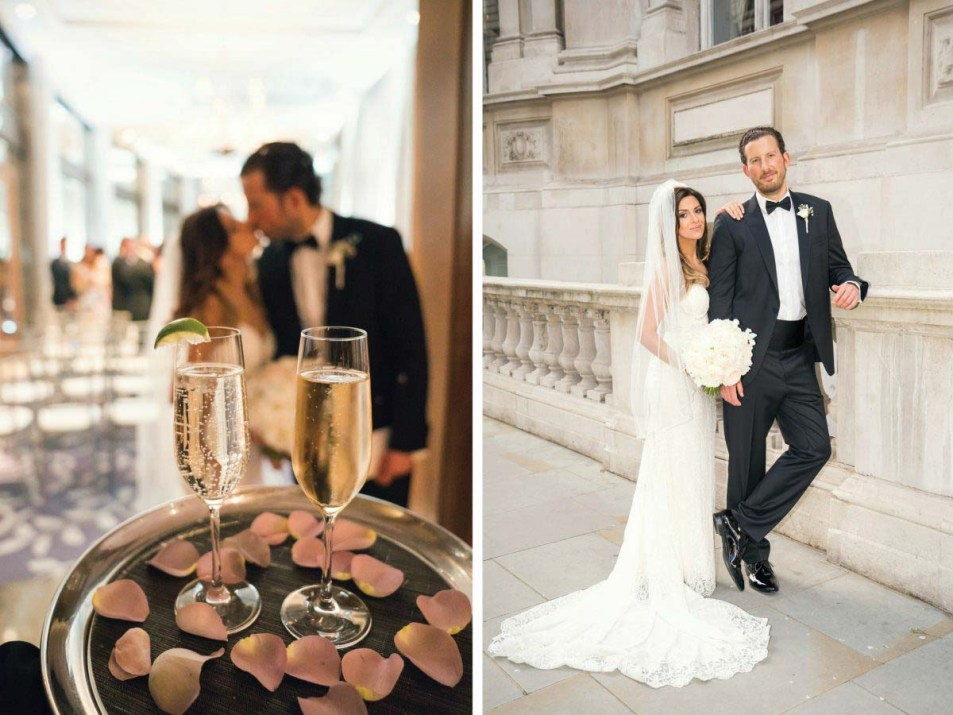 369 Lesley & Craig Wedding Photography at Corinthia Hotel London by Cameo Photography