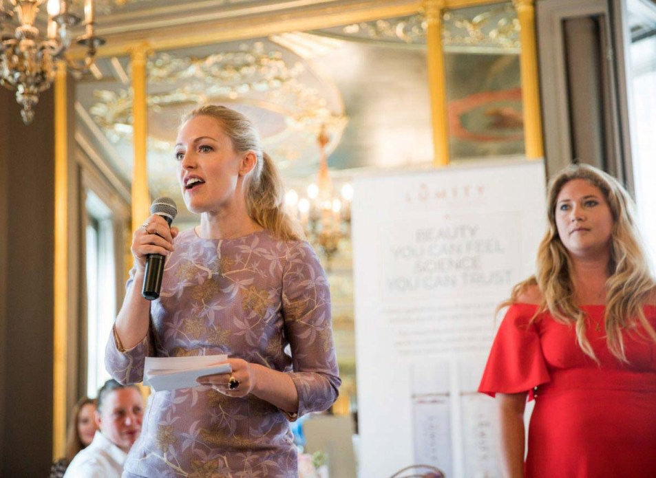 Event Photographer London at Cafe Royal for Brides Magazine 10