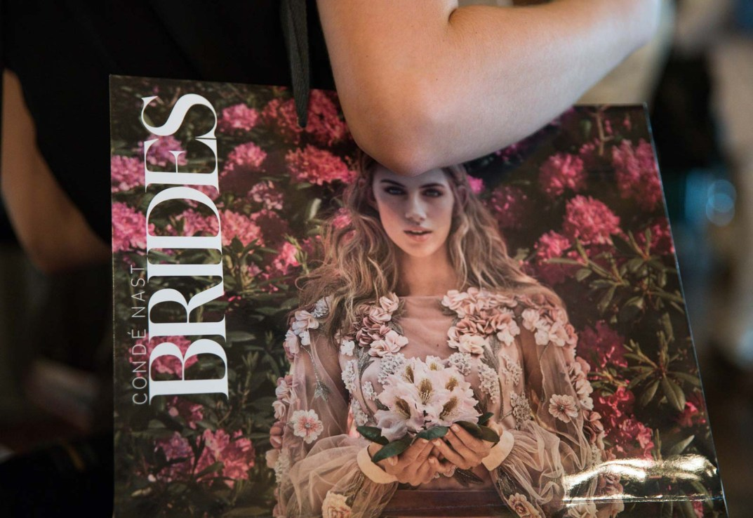 Event Photographer London at Cafe Royal for Brides Magazine 22