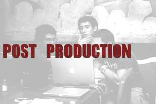 Post Producction