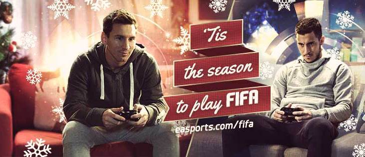 EA Sports Fifa 2015 Commercial with Leo Messi