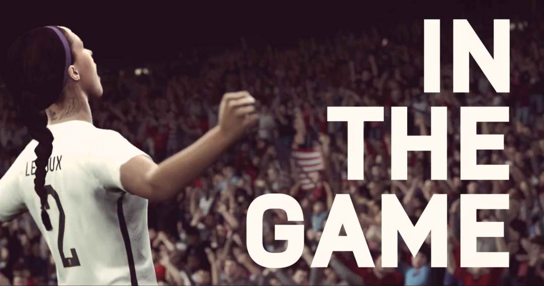 FIFA 16 Trailer – Women's National Teams are IN THE GAME