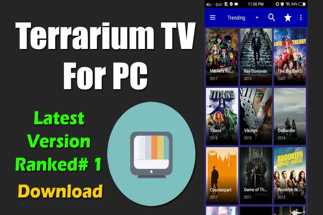 Terrarium TV for pc free download