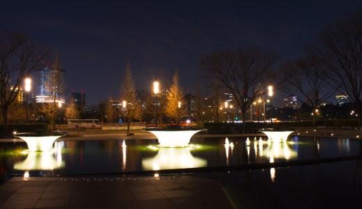 皇居周辺の夜景スポット
