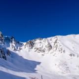千畳敷カール 雪景色
