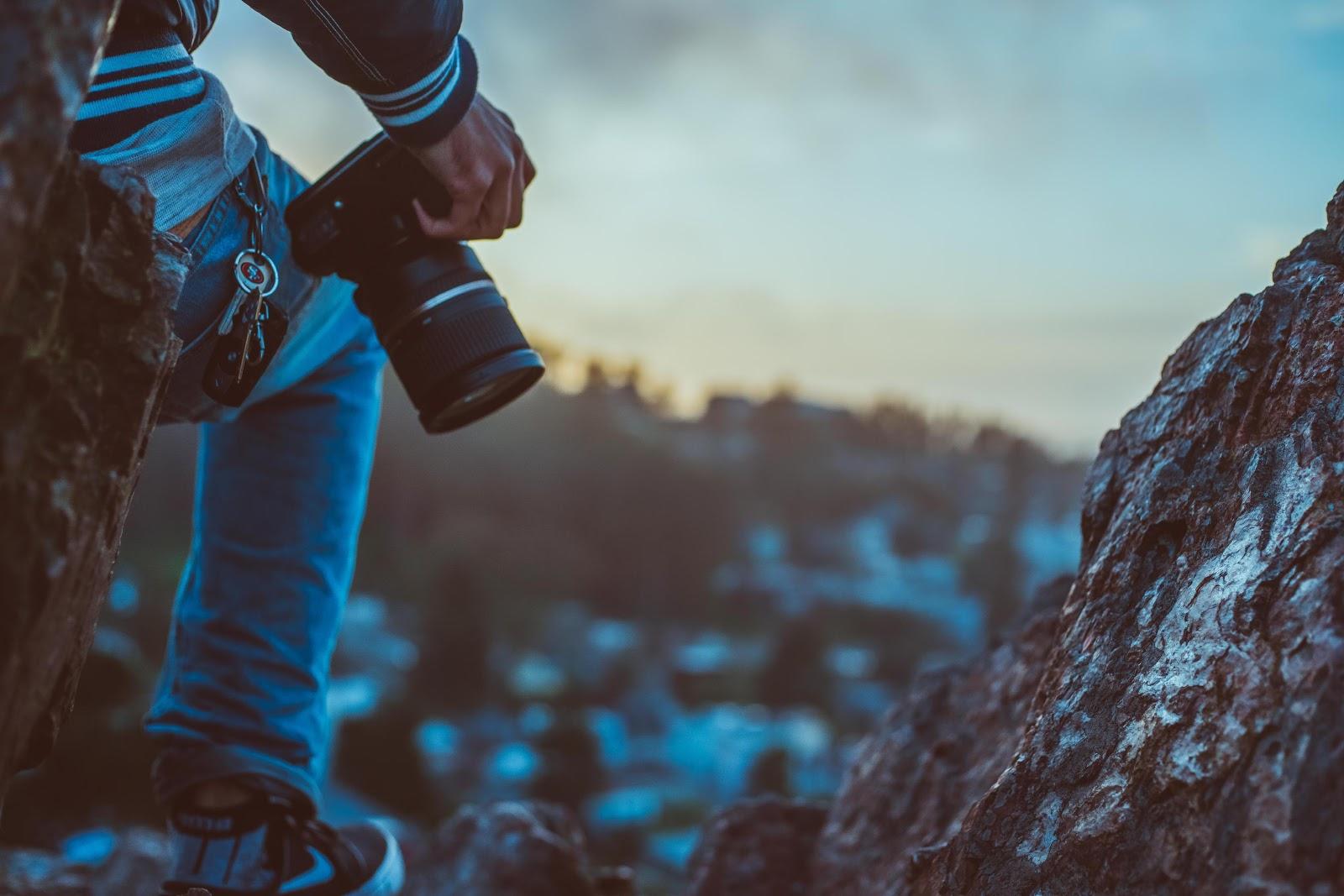Fotograferen als hobby