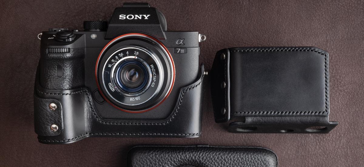Torii Koubou α7III Ever-ready Case <br>システムアップするカメラケース