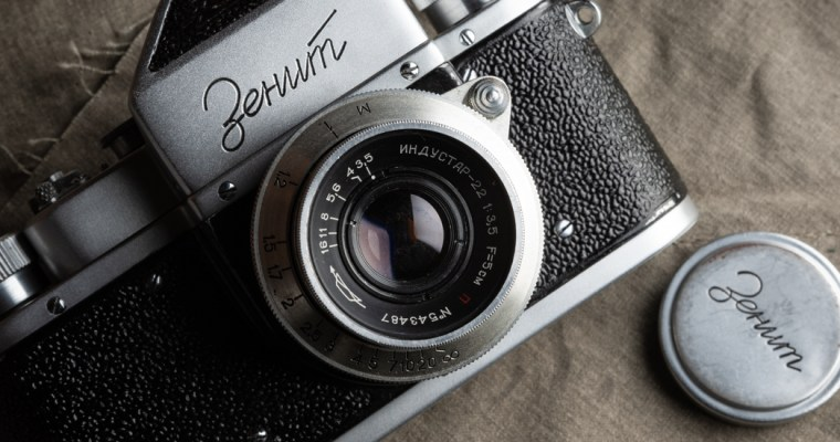Does Zenit dream of electric camera? <br>ゼニットMは禁断の遊戯か