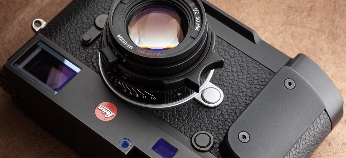 Light Lens Lab E 50mm F2