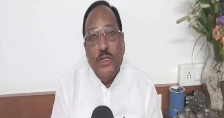 कांतिलाल भूरिया ने राज्यपाल आनंदी बेन पटेल को बताया BJP का प्रचारक