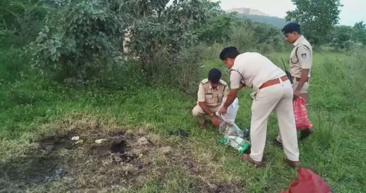 भोपाल: महिला पुरूष का जला शव मिलने से मचा हडकम्प