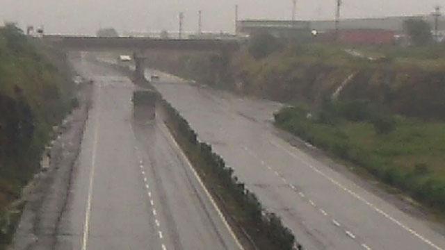 पीथमपुर में बारिश के कारण जलभराव के साथ फसल प्रभावित