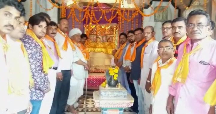 रणछोड़ कृष्ण मंदिर में कृष्ण जन्मोत्सव का आयोजन, शाम को होगी भजन संध्या