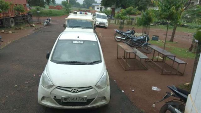 अलीराजपुर में लूट करने वाले कोलारस में पकड़ाये, 22 लाख की हुई थी लूट
