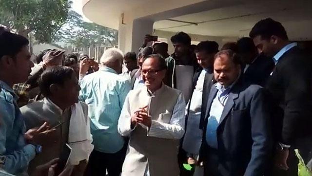 MP Ex CM Shivraj Singh
