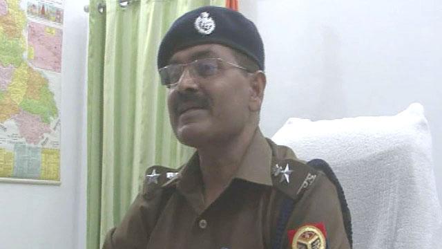 Farrukhabad SP Anil Kumar Mishra