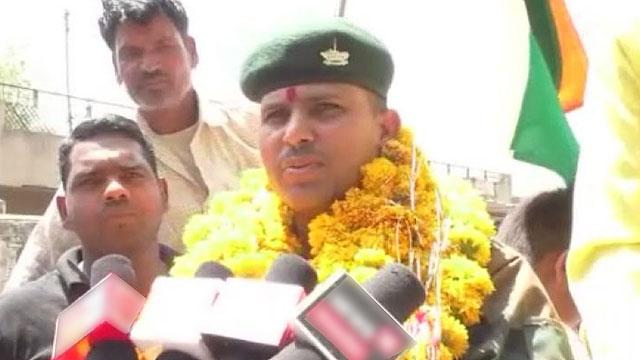 Army Retired Manoj Lashkari