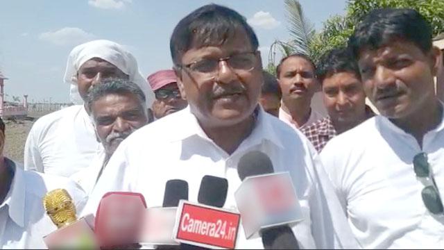 इंदौर कांग्रेस प्रत्याशी पंकज संघवी पहुंचे देपालपुर
