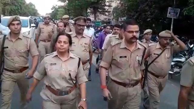 Noida Journalist Arrested
