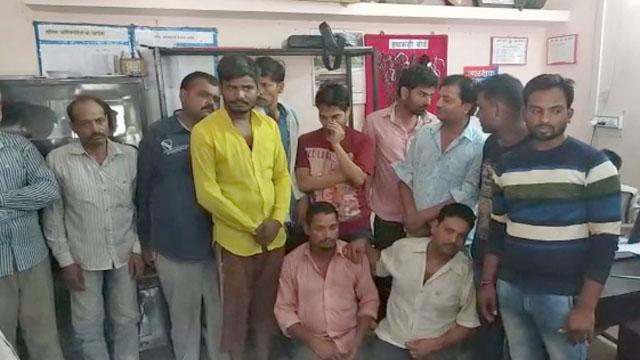 Juari Arrested