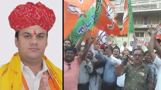 BJP Devji Patel Jalore