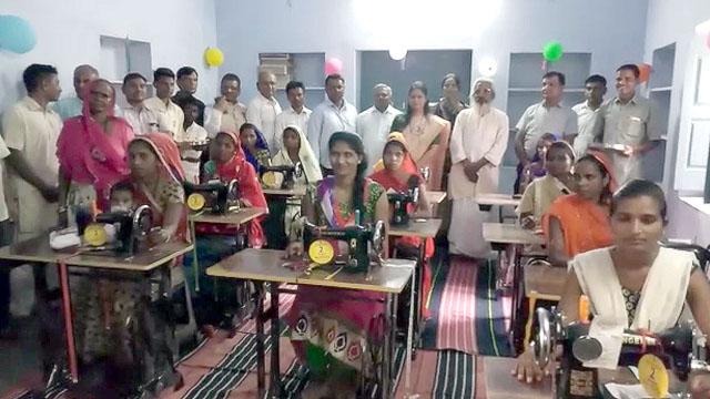 Silai Machine Training