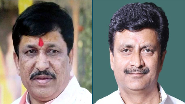 BJP MLA and MP Attack