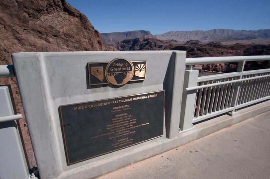 Sign on the Bridge
