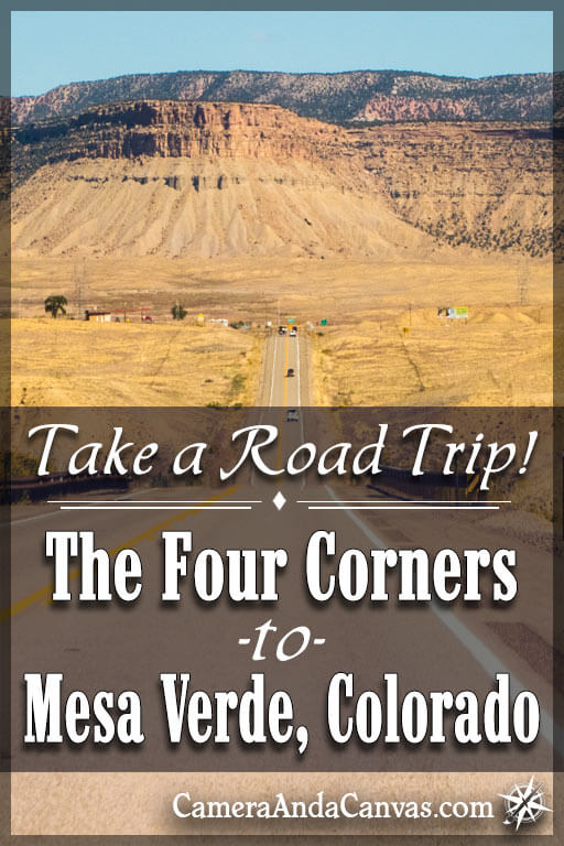 four corners to mesa verde road trip