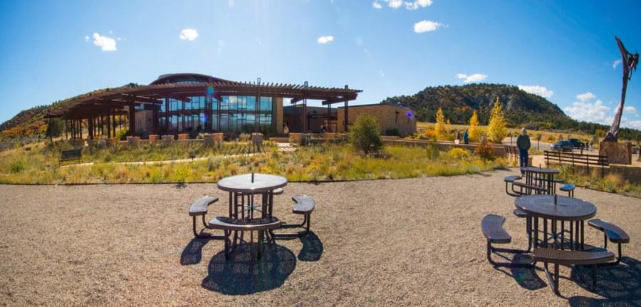 Mesa Verde National Park Visitor's Center, Colorado