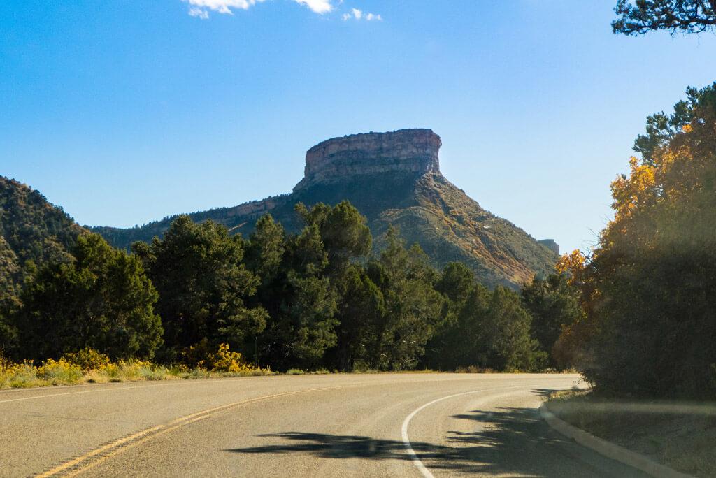 Point Lookout, Mesa Verde National Park, Colorado