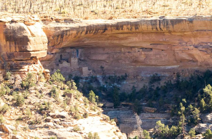 Hemenway House at Mesa Verde National Park