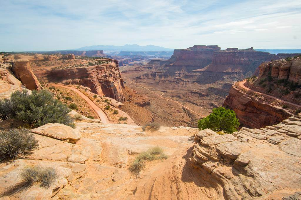 Canyonlands views