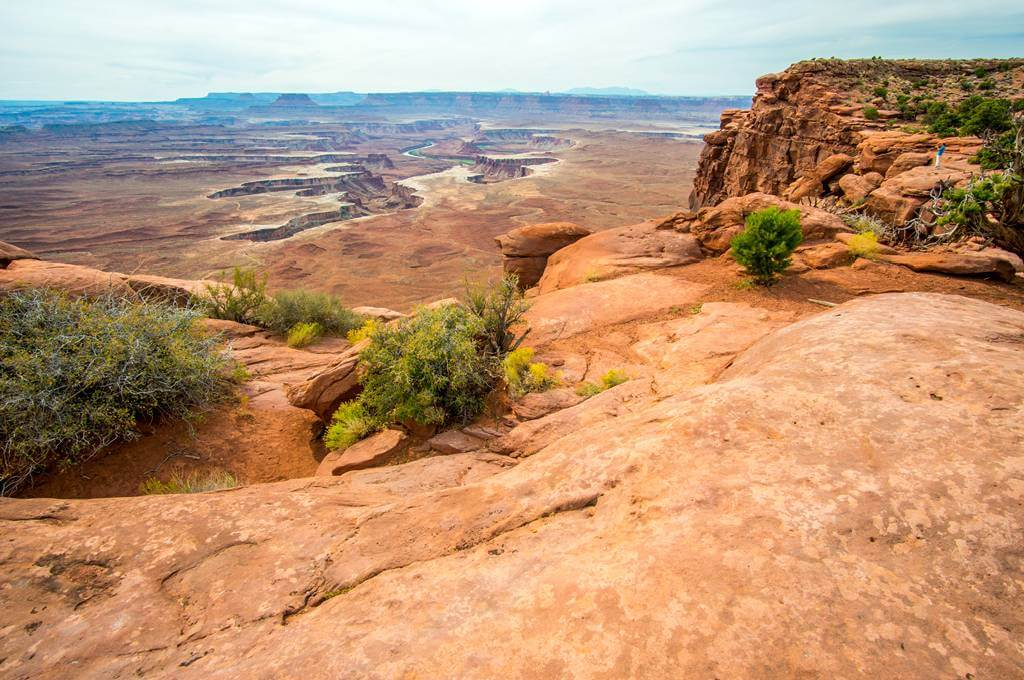 Overlook at Canyonlands