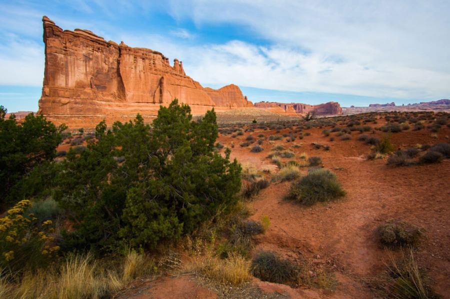 Archest National Park Rock Formations