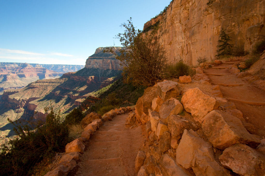 Take a Short Day Hike into the Grand Canyon